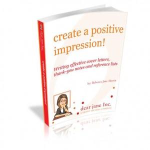 create-a-positive-impression
